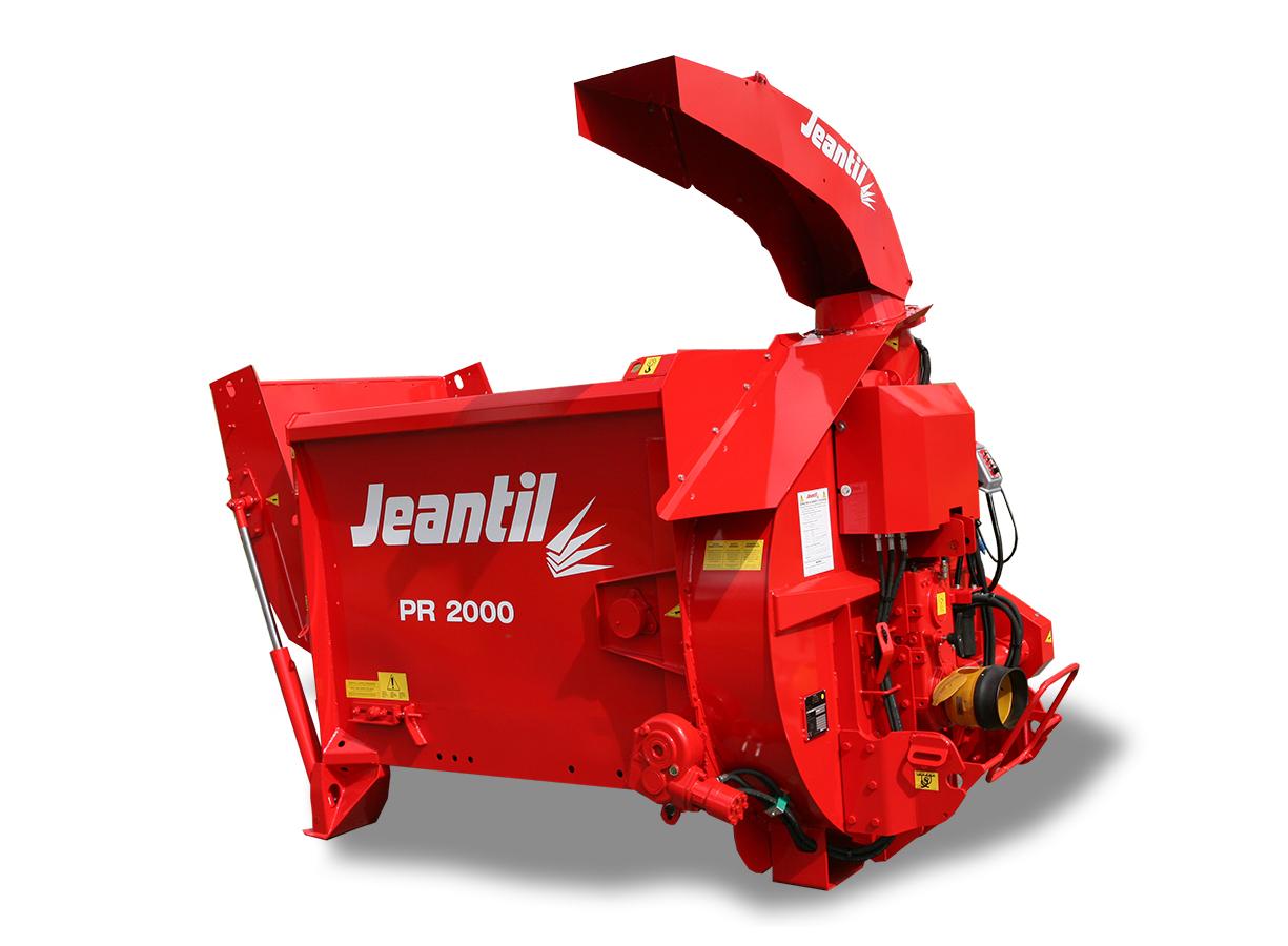 Utfodring och strö - Jeantil