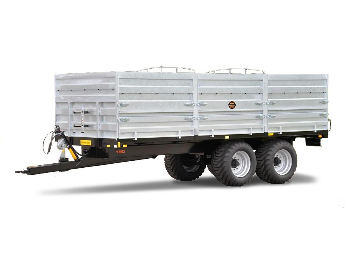 Spannmålsvagnar - Palmse