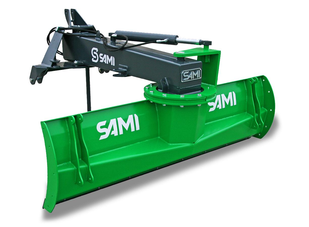 Schaktblad från Sami