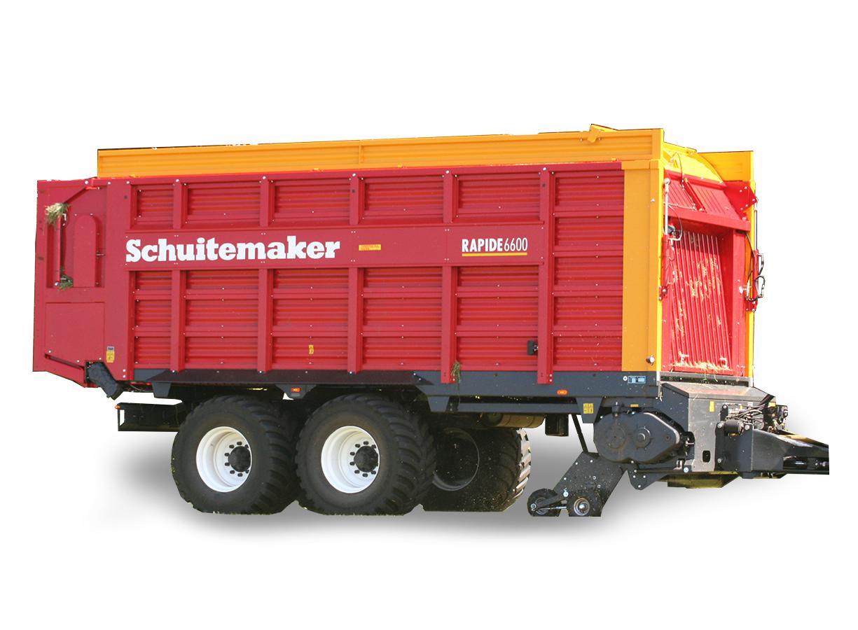 Snittvagnar - Schuitemaker