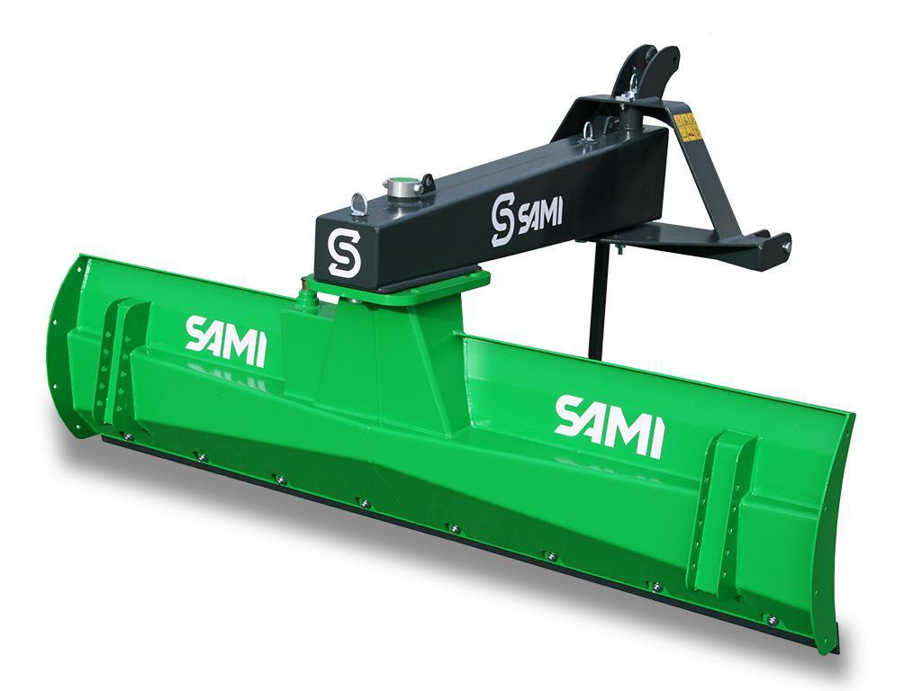 Sami Schaktblad 250-63