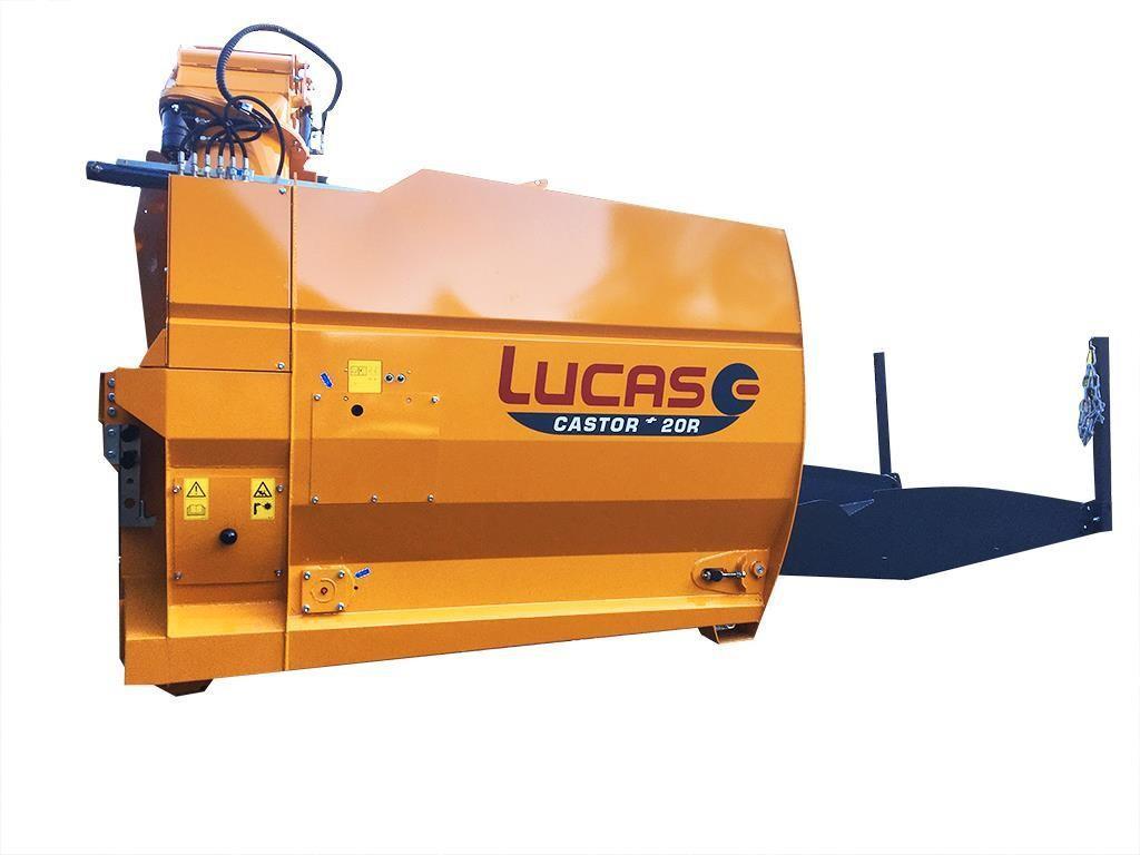Lucas balrivare Castor+ R 20