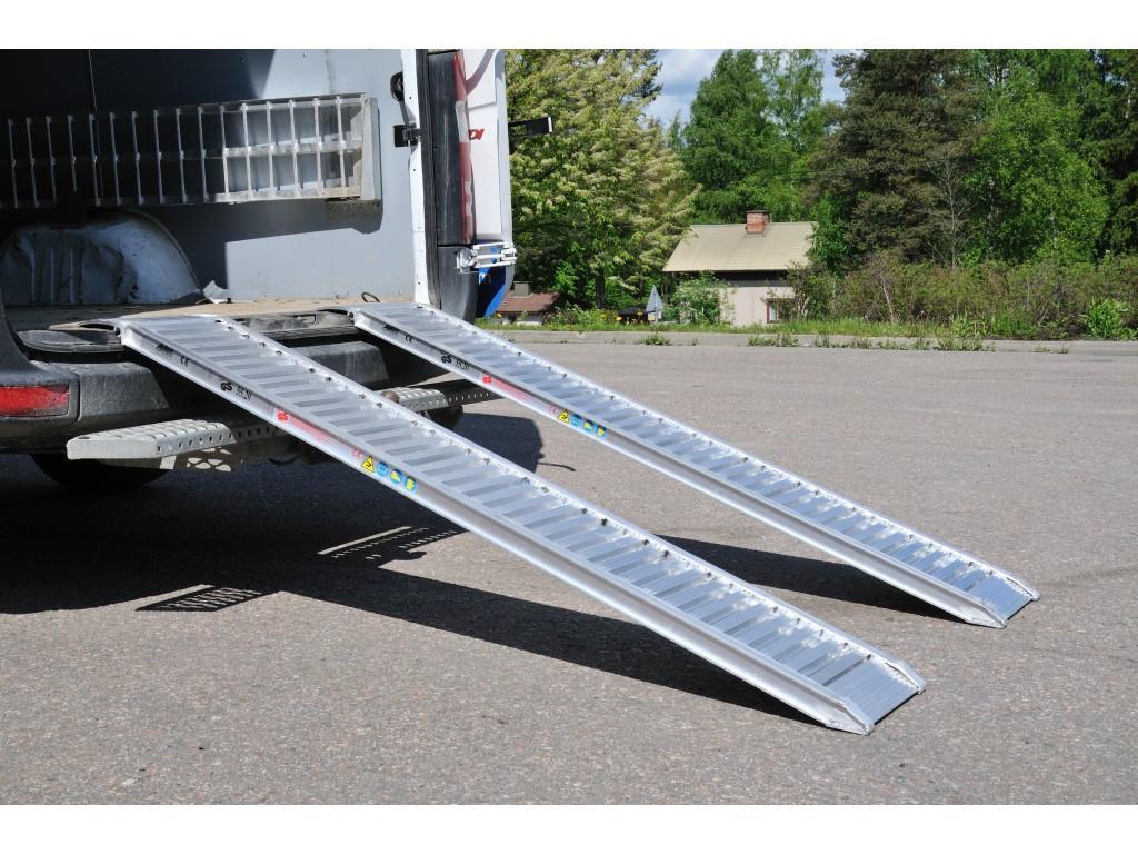 Lastningsramper 2000x345 mm