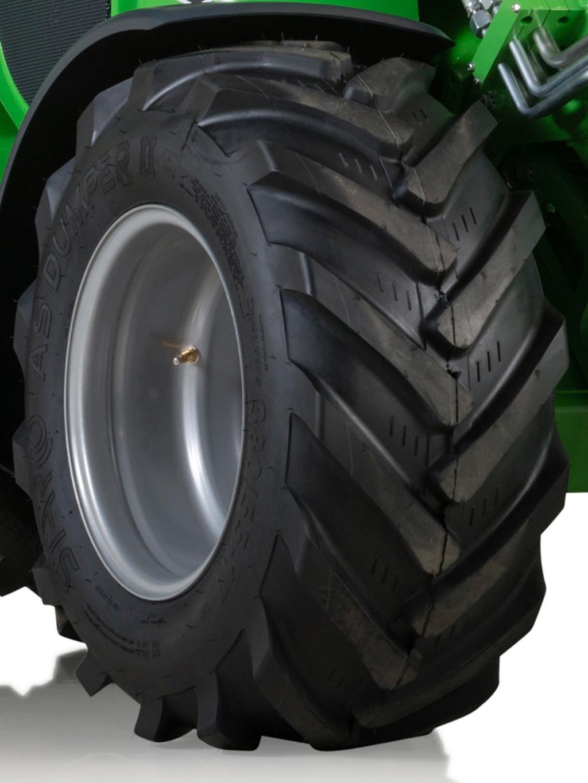 Hjul 380/55-17, TR