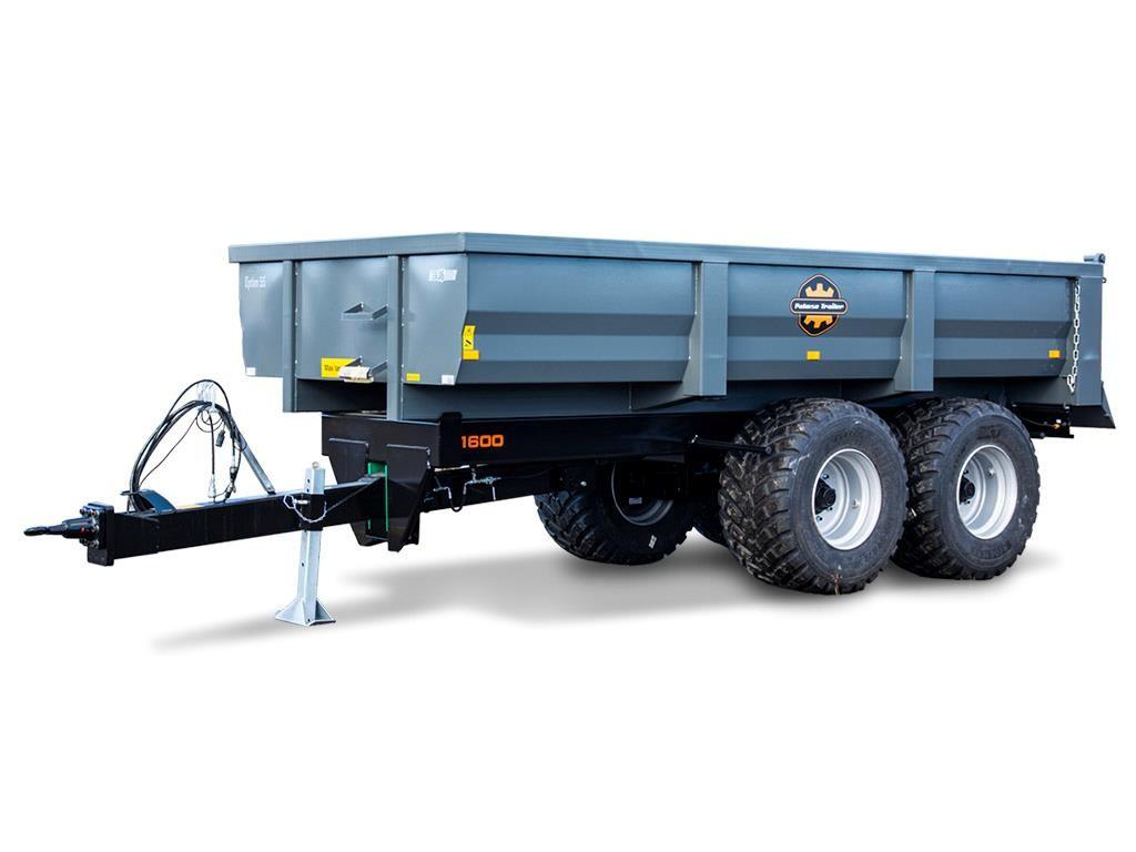 "Palmse dumper 16 ton ""Superdumper"""