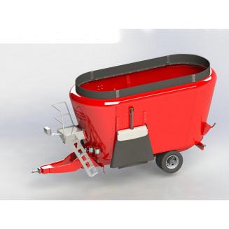 Peecon mixer 18-197/230 Topliner Future