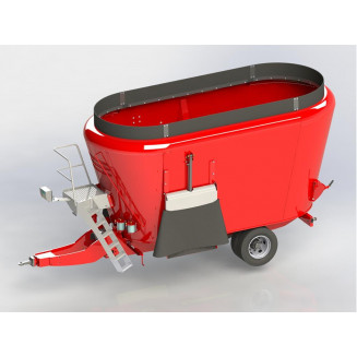 Peecon mixer 21-197/230 Topliner Future