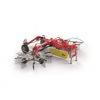 Fella strängläggare Juras 671 mittläggare med 2 rotorer