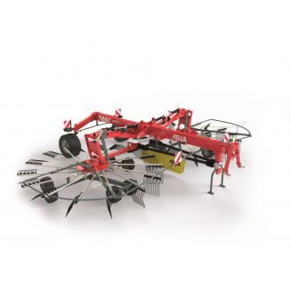 Fella strängläggare Juras 10065 PRO mittläggare med två rotorer