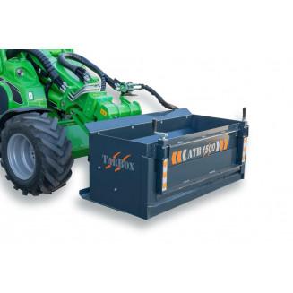 Asfaltsläggare Tarbox 1500 (för vanlig asfalt)