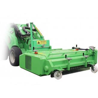 Konstgräsbearbetningsmaskin