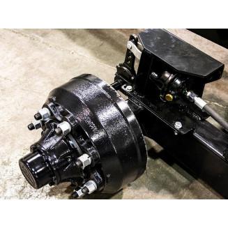 Broms hydraulisk 4-hjul