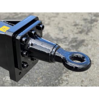 Drag bultat med ögla 50 mm TE50 145x145