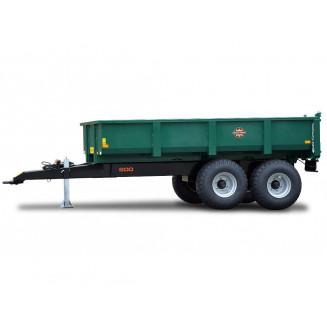 Palmse dumper 8 ton