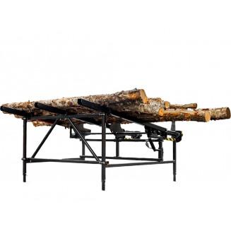 Stockbord small med hydraulisk matning
