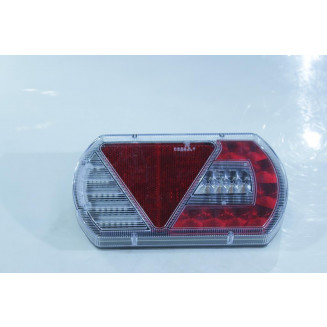 Bakljus LED vänster 12V Från 2017-03-01
