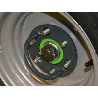 Surrningsögla för hjulnav (6-bult)