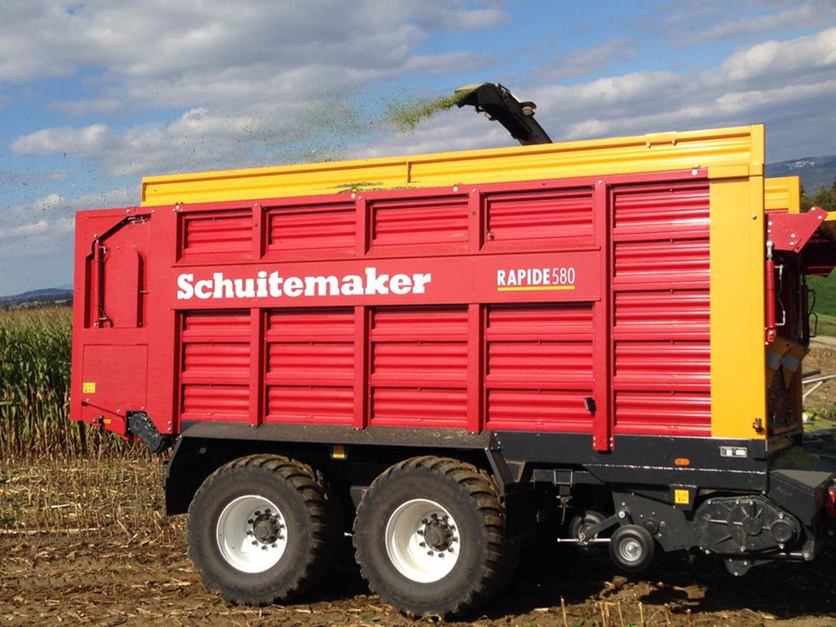 Shuitemaker snittvagn 100-serien