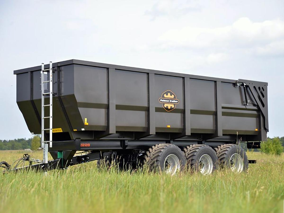 Palmse Trailer volymvagn D2228